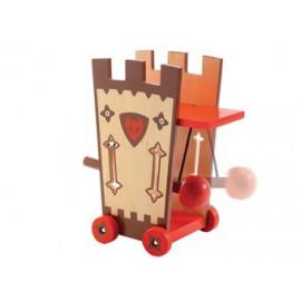 figurine chevalier Arty Toys 'Darius & ze attacktower'