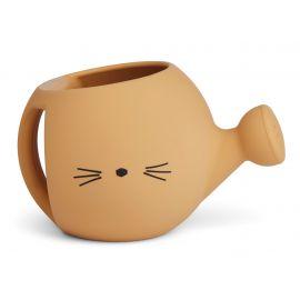 Lyon watering can - Cat yellow mellow