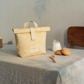 Sunshine eco lunch bag 24X19X8 cm - Daisies