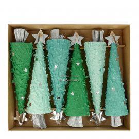 Christmas Trees Crackers