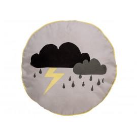 trendy cushion 'Rain drops'